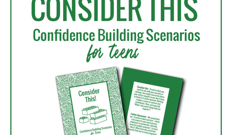 Confidence Building for Teens