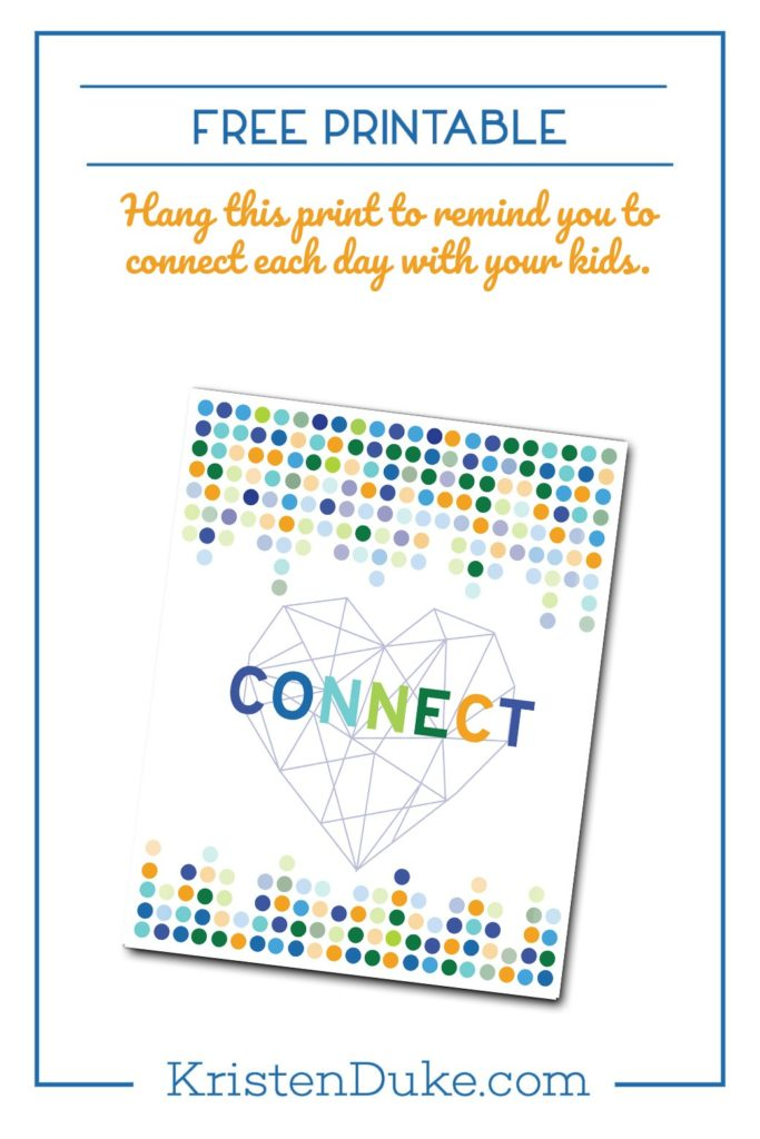 Connection Print