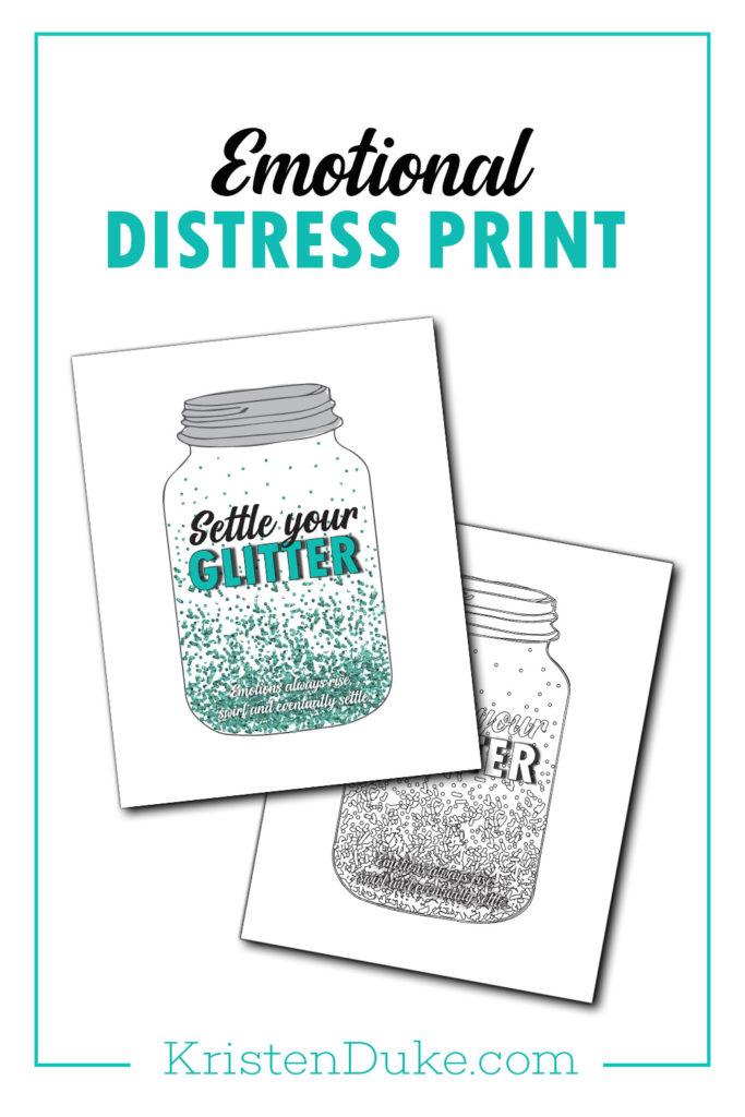 Settle Your Glitter